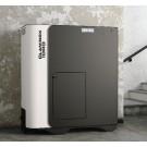 Cazan peleţi multicombustibil cu autocuratare Termoboiler Maxi 45kW (Solar) Matic (cu productie de ACM)